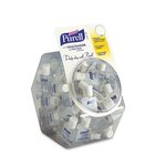 PURELL Instant Hand Sanitizer Display Bowl w/ 1 oz. Bottles