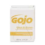 Bag-in-Box Gold & Klean Antimicrobial Lotion Soap 800 mL Refills