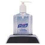 Purell Black Instant Hand Sanitizer Classic Desktop Dispenser