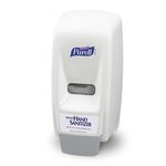 Purell White/Gray 800 Series Bag-in-Box 800 mL Dispenser