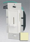 Single Pole 700W Slide Dimmer, Ivory