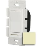 3-Way 600W Paddle Dimmer, Ivory