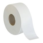 Envision White 2-Ply 3.5 in. Wide Jumbo Bath Tissue