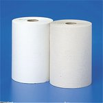 Signature White Nonperforated 2-Ply Paper Towel Roll 600 Sheets