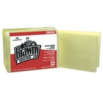 Brawny Industrial Yellow quarter-fold Dusting Cloths