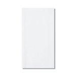 White Linen-Like Guest Towel 12X17