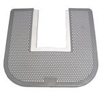 Gray Orchard ZingScent Disposable Washroom Floor Mats for Toilets