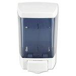 ClearVu Foam-eeze White 1360 mL Bulk Foam Soap Dispenser