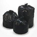 Black 2.0 mil Plastic Low-Density Repro 55-56 Gal Can Liner