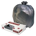 White .9 mil Industrial Strength Low-Density 33 Gal Can Liner