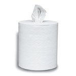 Scott White 1-Ply Center-Pull Perforated Towels 6 ct