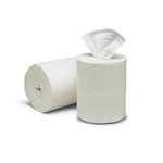 KLEENEX PREMIERE White 1-Ply Center-Pull Towels 4 ct