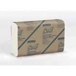 SCOTT White 1-Ply Multi-Fold Paper Towels