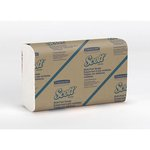 SCOTT White 1-Ply Multi-Fold Paper Towels