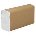 SCOTT White 100% Recycled Fiber Multi-Fold Paper Towels