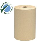 SCOTT GreenSeal Certified Brown Hard Roll Towels
