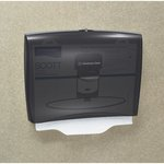 IN-SIGHT Series-I Smoke Gray Toilet Seat Cover Dispenser