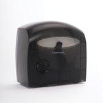 Black Electronic Touchless Coreless JRT Tissue Dispenser
