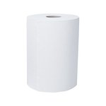 SCOTT SLIMROLL White Hard Roll Towel