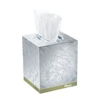 KLEENEX Naturals BOUTIQUE White Facial Tissue