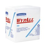 WypAll X60 White Reinforced quarter-fold Wipers