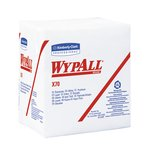 WypAll X70 White Manufactured quarter-fold Rags