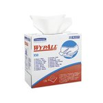 WypAll X50 White Wipers in POP-UP Box