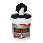 WypAll White Wipers in a Bucket