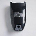 IN-SIGHT SANI-TUFF Black Plastic Push Dispenser