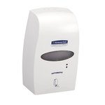 White Electronic Cassette Skin Care 1200 mL Dispenser