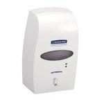 White Electronic Cassette Skin Care 1200 mL Dispenser