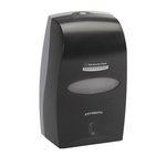 Black Electronic Cassette Skin Care 1200 mL Dispenser