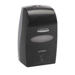 Black Electronic Cassette Skin Care 1200 mL Dispenser