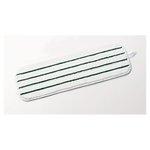 White w/ Green Stripes Easy Scrub Express 18 Flat Mops