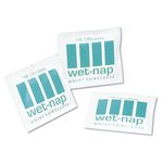 Nice-Pak Wet-Nap Individually Wrapped Lemon Scent Moist Towelettes