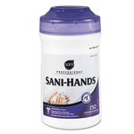 Instant Sanitizing Hand Wipes, 150 ct