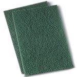 Green Heavy-duty Scour Pad 15 ct