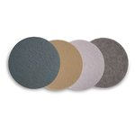 Natural Hair Extra 17 in. Round Ultra High-Speed Burnishing Pads