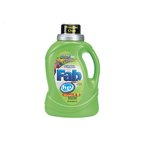 Fab 2X HE Laundry Detergent 50 oz.