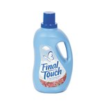 Final Touch Fresh Scent Ultra Liquid Fabric Softener 120 oz.