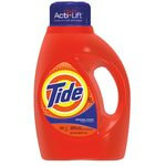 Tide Original Liquid Laundry Detergent 50 oz.
