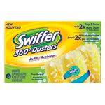 Swiffer White Microfiber 360 Duster Refills
