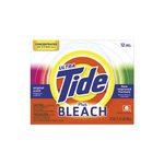 Tide Powdered Laundry Detergent w/ Bleach 21 oz