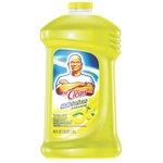 Mr. Clean Lemon Scent Antibacterial All-Purpose Cleaner 40 oz.