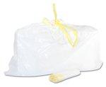 White Bin Liner for 3 Gal Sanitary Bin