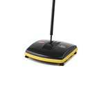 Black Floor & Carpet Sweeper