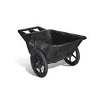 Big Wheel Black 300 lb Capacity Utility Truck
