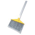 Polypropylene Bristles Angled Broom w/ Aluminum Handle