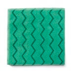 Green Standard Microfiber Cloth 16X16
