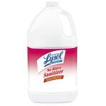 Lysol No Rinse Sanitizer 1 Gal